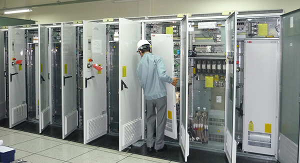 ACS600_Drive_Preventive_Maintenance_Services